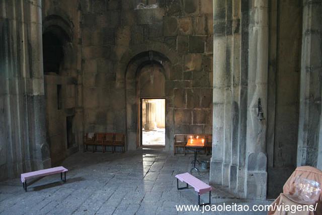 Vídeo Canto litúrgico Ortodoxo, Mosteiro Haghpat, Arménia