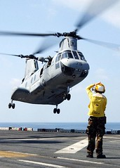 Boeing-Vertol : CH-46 : Sea Knight