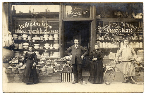 For All Your Grocery and Hardware Needs: Maison Laurent! (1905)