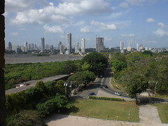 View from the Cathedral, Panamá Viejo