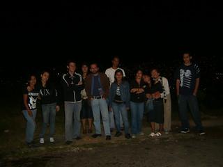 Plenilunio, foto con todos