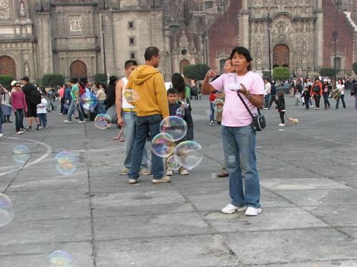 burbujas (bubbles)