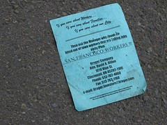 san francisco workers flyer