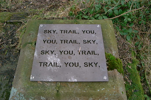 SKY, TRAIL, YOU