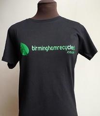 Sustainable lifestyle, BirminghamRecycled T-shirt