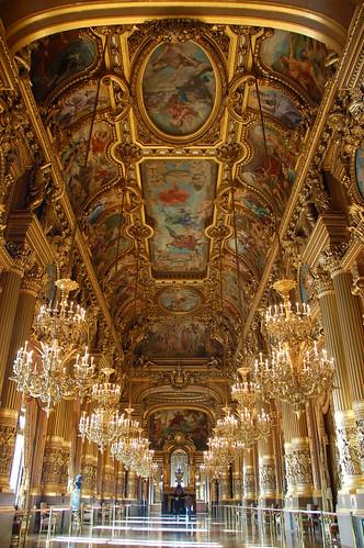 Ballroom - L'Opera de Paris Garnier