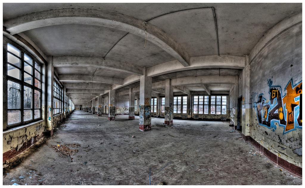 Kaserne in Bernau
