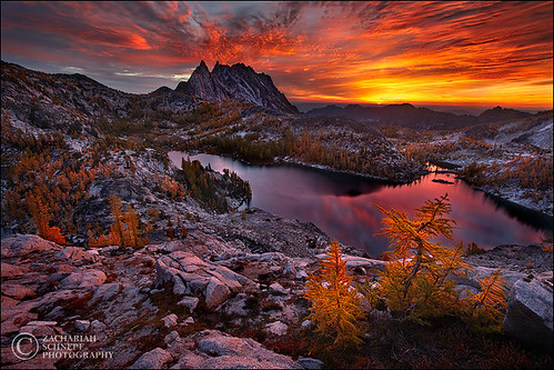 Blazing Enchantments (reprocess)