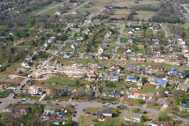 murfreesboro tornado pictures