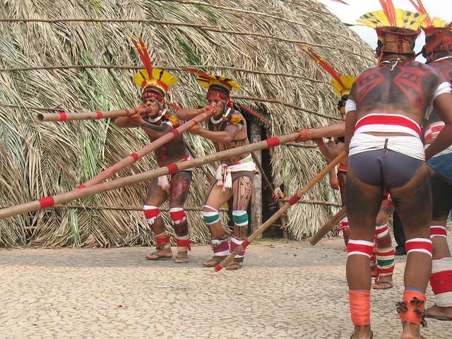xingu the indians their myths pdf