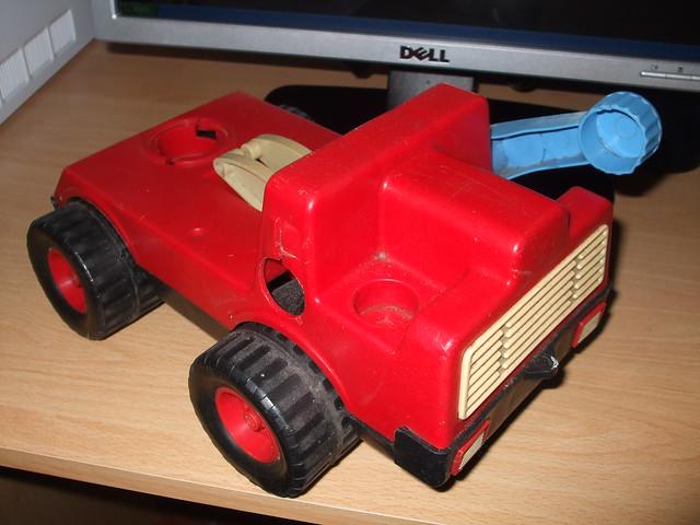 Toy Box - Dump Truck