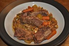 meal, beef, beef bourguignon, meat, food, dish, cuisine, roast beef,