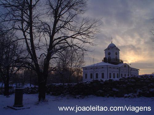 Kristiinakaupunki, Finlandia