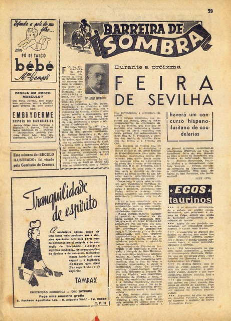 Século Ilustrado, No. 486, April 26 1947 - 15