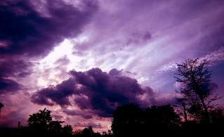 Dark Clouds in the City