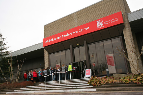 The UWE Exhibition and Conference Centre has its own dedicated entrance with space for 450 cars. Further car parking can be arranged upon request.