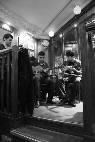 Jazz @ café St Jean