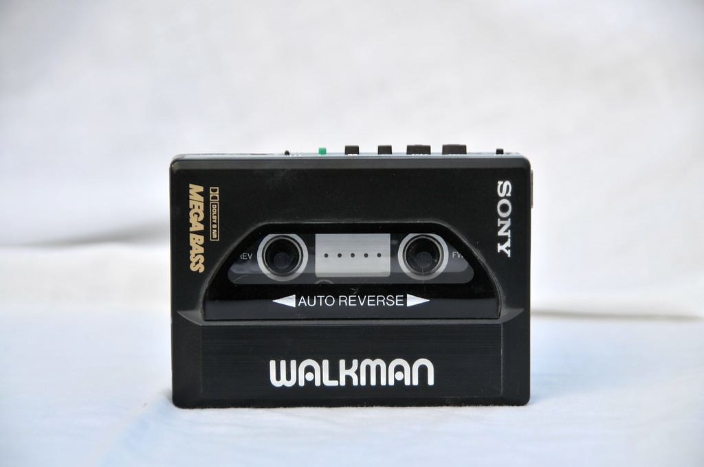 Sony Walkman WM A602
