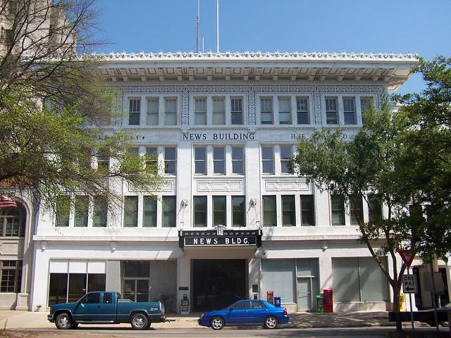 News Building Augusta Georgia