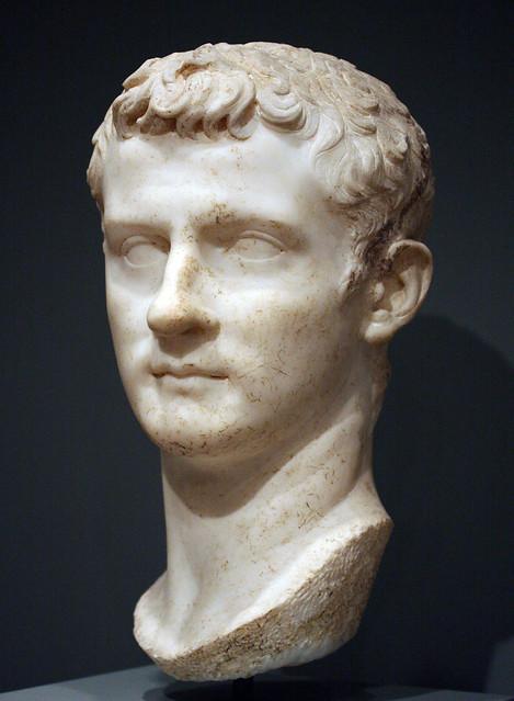Caligula: Worcester Art Museum (left)
