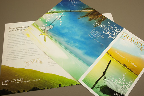 23 cool brochure printing examples for Sample brochure design tourism