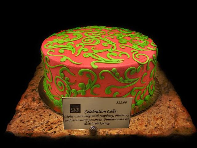 Harris Teeter Bakery Flourless Chocolate Cake