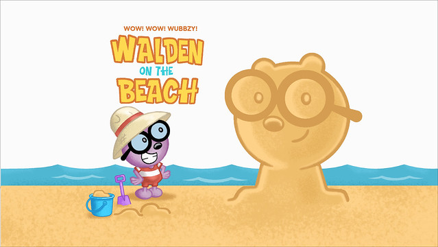 Walden on the beach quot title card flickr photo sharing