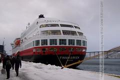 MS Finnmarken, Hurtigruten