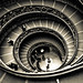Spiral Staircase by adebⓞnd