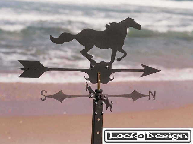 שבשבת סוס wind vane HORSE Weather vane | Flickr - Photo ...