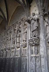 2009.04 BELGIQUE - TOURNAI - cathédrale