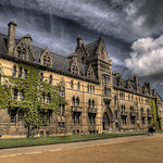 Oxford in HDR