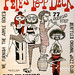 "Rolly Crump ""Pete's Poop Deck"" poster by Miehana"