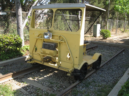 Maintenance Rail MotorCar