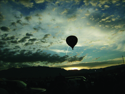 festival fiesta balloon albuquerque hotairballoon