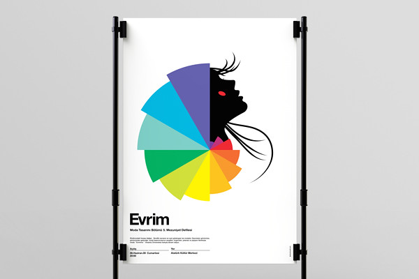Theme Fashion Show Fashion Show Poster by