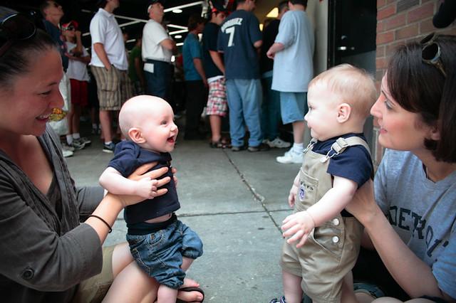 Zo-Simon Comerica Fathers Day