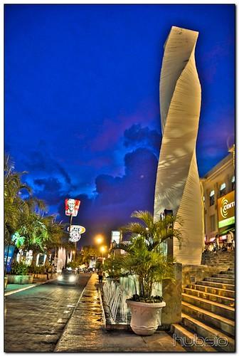 a Night in Bali