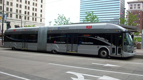 Greater Cleveland RTA 2920