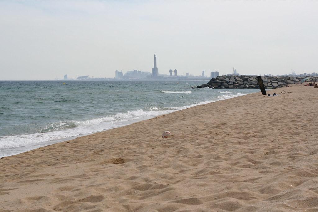 montgat beach  Flickr - Photo Sharing!