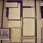 """The World of Henry Billups: Jim Crow at the College of William and Mary"" Exhibit"
