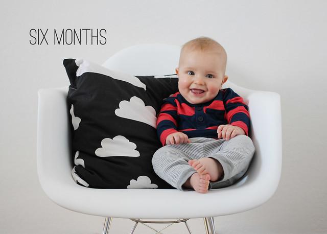 Charlie 6 Months