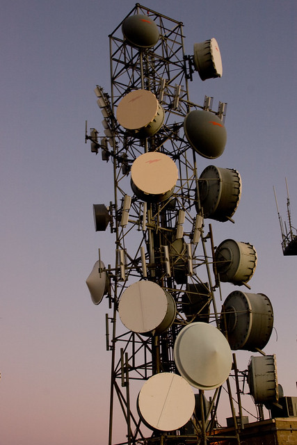 microwave tower 2