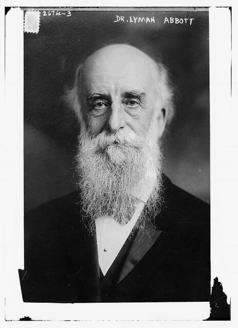 Dr. Lyman Abbott  (LOC)