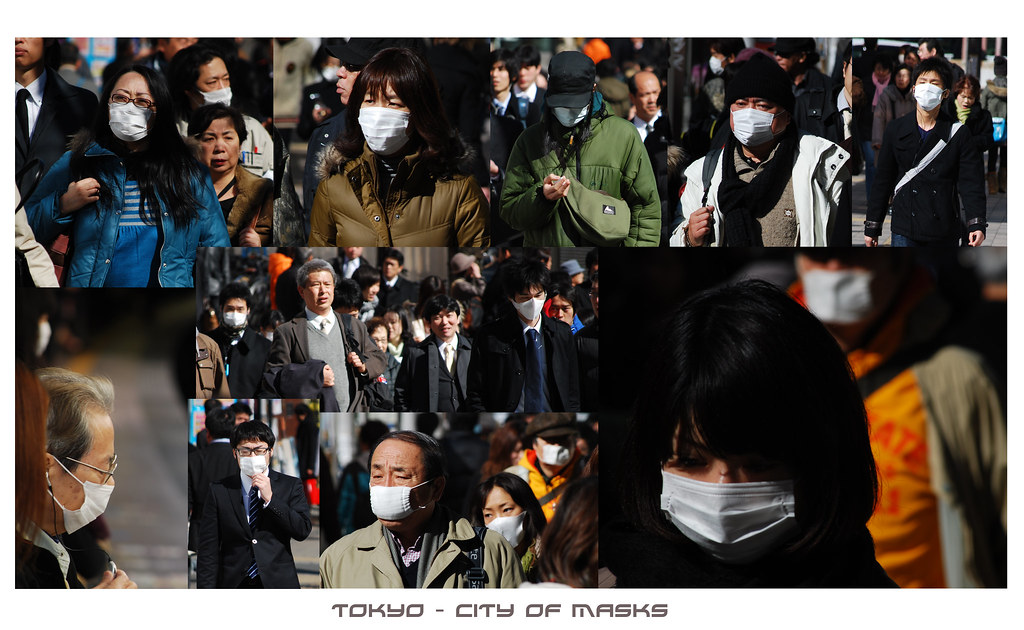 Tokyo - City of Masks