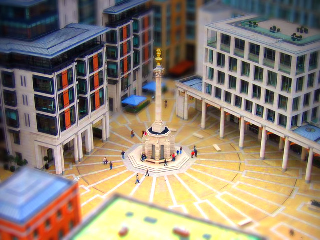 Mini London Stock Exchange