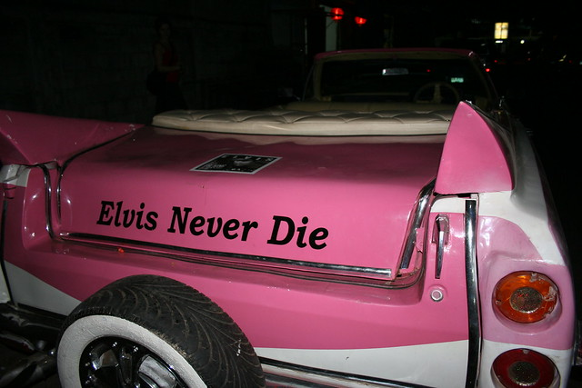 elvis never die