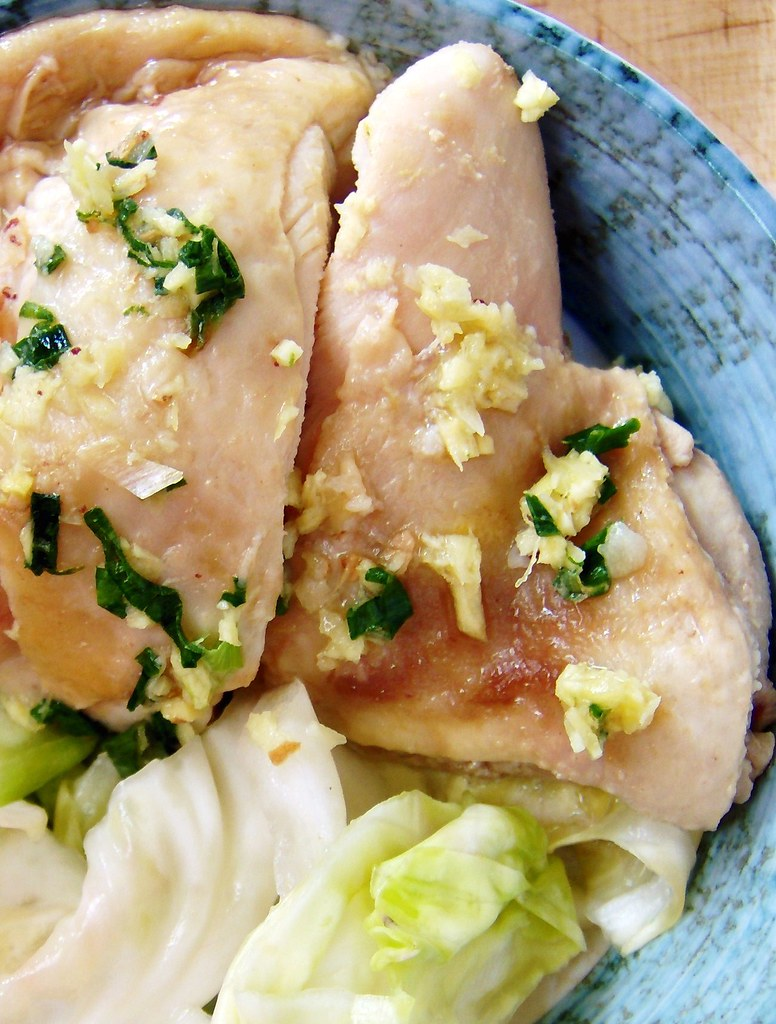 hawaiian recipe cold ginger chicken recipe