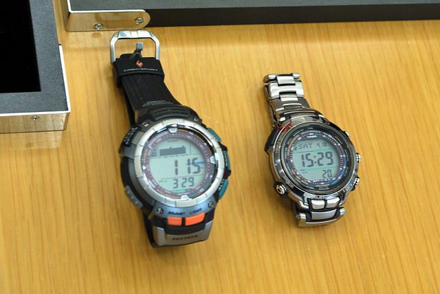 Купить часы Casio Protrek PRW-6000-1E в Москве