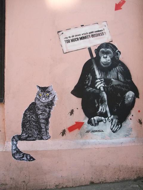 London Street Art Tour Free